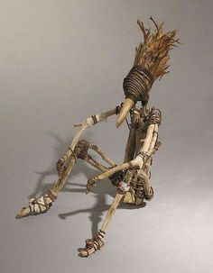 Geoffrey Gorman anthropomorphic