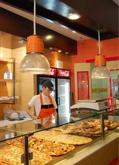 Pizza e Sfizi  - Pizzeria, via di Trigoria 79, Roma design and made by RPM Proget