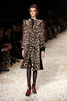 Tom Ford debuts his Fall 2015 collection in LA. See all the highlights of the evening, here: