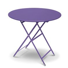 This bulk EMU Table ARC EN CIEL with quality parts is a must-have. Restaurant Furniture Plus has the widest selection of tables - complete sets. Folding Furniture, Balcony Furniture, Black Furniture, Colorful Furniture, Furniture For You, Accent Furniture, Cheap Furniture, Custom Furniture, Outdoor Furniture