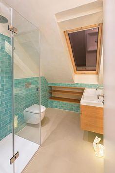 Kinderbad: moderne Badezimmer von CARLO Berlin - Architektur & Interior Design