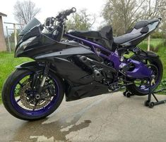 New Breed (Shock Absorbing) Stunt Cage - Kawasaki Kawasaki Ninja 636, Kawasaki Zx6r, Kawasaki Motorcycles, Slider Design, Stunt Bike, Street Bikes, Stunts, Motorbikes