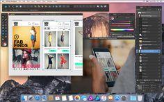 Affinity Designer ArtBoards - Zeichenflächen