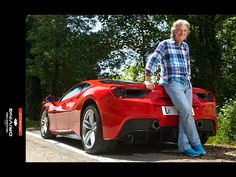 James May And His Time With The Ferrari 488 GTB - TechMalak