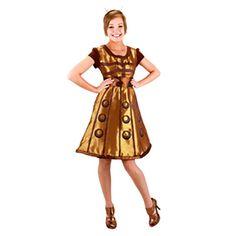 Dr. Who - Dalek Costume Dress