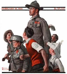 Norman Rockwell | norman rockwell image child