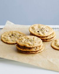 Milk-Chocolate-Chip Cookies Recipe on Food & Wine