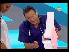 Esguince de ligamento lateral Interno de rodilla. Tratamiento en su fase intermedia - YouTube