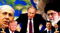 Whats up with Russia, Israel and Iran? (The Geopolitical Truth) TyrannyUnmasked ~ Published on May 2018 Live By The Sword, Climate Action, Forever Living Products, U.s. States, News Media, War Machine, Oppression, Iran, Russia