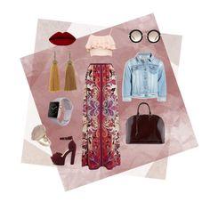 .! by danielamoralesdonoso on Polyvore featuring moda, Etro, Louis Vuitton, Lanvin, Topshop and Miu Miu