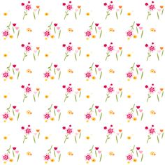Free digital joys of spring scrapbooking paper - ausdruckbares Geschenkpapier - freebie | MeinLilaPark – digital freebies
