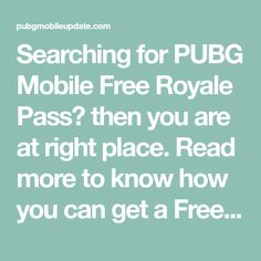 36 Best PUBG Mobile images in 2019 | Mobile game, Gaming