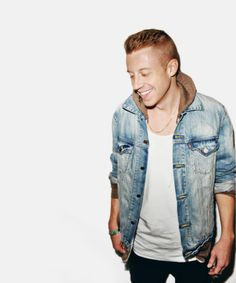 Macklemore. Normally, I hate rap, but I see his songs as poetry because they're really beautiful and have amazing meanings. Plus, they're pretty damn catchy.