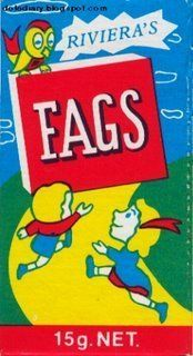 Generation X Kids: 'Fags' before they were 'Fads'.     http://www.thekidsareallright.com.au - #Australian website and forum for #parenting #teenagers.