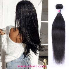 Malaysia Straight Hair Weave 4 Bundles With Malaysia Virgin Hair Straight Lace Closure Uhair Products Unprocessed Human Hair Straight Weave Hairstyles, Malaysian Hair, Lace Closure, 100 Human Hair, Human Hair Extensions, Virgin Hair, Wigs, Long Hair Styles, Beauty