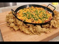"Nacho Dip - ""Superbowl Appetizer"" - See Recipe - YouTube"