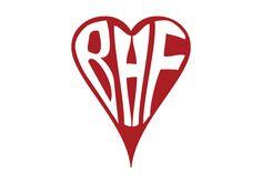 British Heart Foundation logo idea Foundation Logo, Portfolio Design, In A Heartbeat, British, Peace, Heart Beat, Graphic Design, Logos, Portfolio Design Layouts