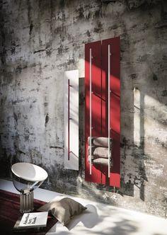 De Teso design radiator heeft een fraaie en minimalistische uitstraling, die…