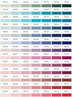 Pantone Colors Blue Things blue color names pantone Pms Color Chart, Pantone Color Chart, Pantone Colour Palettes, Pms Colour, Pantone Colours, Color Charts, Pantone Swatches, Color Swatches, Pantone Blue