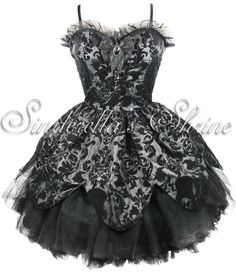 HELL BUNNY Victorian Steampunk ~PeTaL~ GOTHIC Party Dress 6-16 XS-XL #HellBunny #Goth #Party
