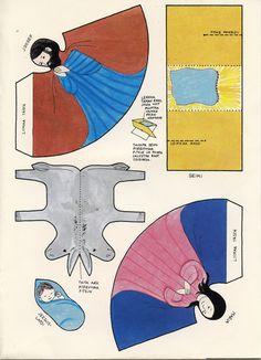 Ilmeisesti Lastenmaa -lehti 1986 kuvitus/ illustration: Valpuri Pihlajamäki