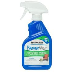 Rust-Oleum Stops Rust 11 oz. NeverWet Outdoor Fabric Spray (6-Pack)-278146 at The Home Depot