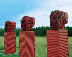 David Mach - Public Art