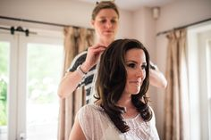 Hair by Nicky McKenzie based in Farnham Surrey - Wedding Hairstyles www.hairbynickymckenzie.co.uk Up Hairstyles, Wedding Hairstyles, Bridal Hair Up, Farnham Surrey, Hair Styles, Fashion, Moda, Hairstyles, Hairdos