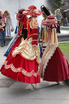 Ukrainian traditional costumes