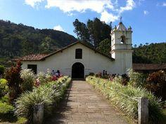 Orosi Church - Orosi Valley Excursion
