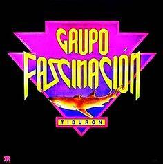 TIBURON - GRUPO FASCINACION (1985) Tracklist:  1. Tiburon 2. Errores 3. Ya no puedo verte 4. Cosas de mi Tierra 5. Fascinacion 6. Busco una mujer 7. Olvida y canta 8. Mujer