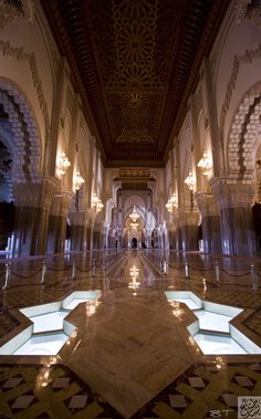 king Hassan mosque