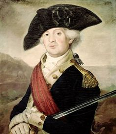 John May, 1789,by Christian Gullager (John May was one of the leaders in the Boston Tea Party)