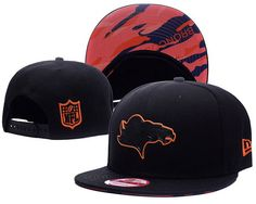Denver Broncos 2016 NFL On Field Color Rush Snapback Hats 48 649dff4e27b