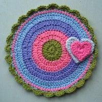 Crochet Mandala Wheel made by Kate, Edinburgh, Scotland, for yarndale.co.uk Edinburgh Scotland, Crochet Afghans, Indian Designer Wear, Granny Squares, Elsa, Wheels, Create, Pattern, Baby Afghans