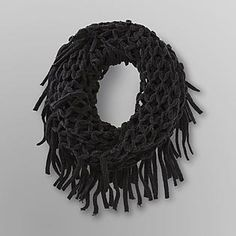 8e42053f4e3d Dream Out Loud by Selena Gomez- Junior s Lattice Infinity Scarf Selena Gomez  Clothing Line