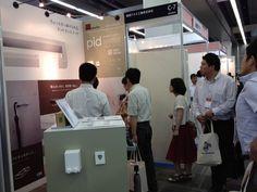 ESTA2012 展示会の様子:  森田アルミのブログ