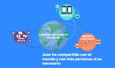 Cómo compartir en dispositivos móviles