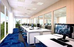 Nordea Bank, Singapore, Office design Proposed by Kelvin & Frank Reid