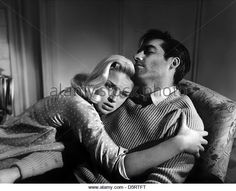 DIANA DORS & MICHAEL CRAIG YIELD TO THE NIGHT (1956) -