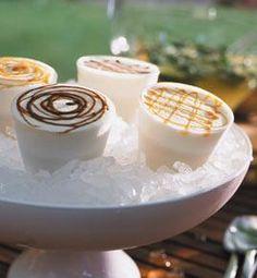 ➥ Erdbeer-Buttermilch-Softeis, Mokka-Eis am Stiel und Zwetschgen-Rahmeis begeistern als Nachtisch.