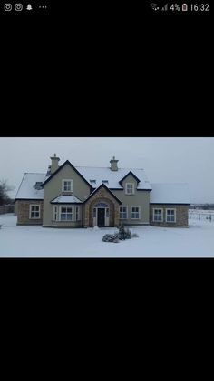 Dormer House, Exhibition Ideas, Facade House, New Builds, Dream Houses, Log Homes, Cottages, My House, Building A House