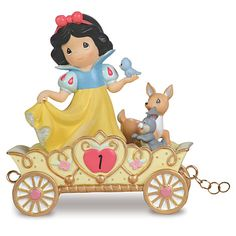 First Birthday Snow White Figurine by Precious Moments | Disney Store