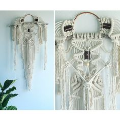 Hey, I found this really awesome Etsy listing at https://www.etsy.com/listing/466319871/one-of-a-kind-macrame-wall-hanging