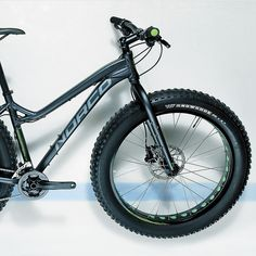 Norco Bigfoot | will be needing to test ride this beast. okay for dh?