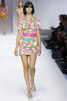 Emilio Pucci Spring 2007 RTW - Runway Photos - Collections - Vogue