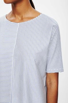 COS | Square-cut cotton t-shirt