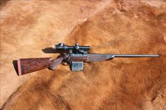 Customized Sauer 202 from Belgium by Hunting Lodge