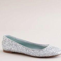 Bridesmaid shoes flats