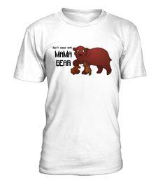 Mama Bear Shirts Mother Day TShirts